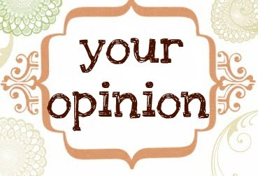 Your opinion matters to me... in studies.?