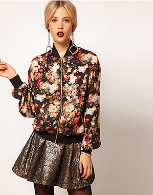 Bomber jacket by ASOS