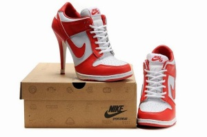 Heeled trainers by Nike