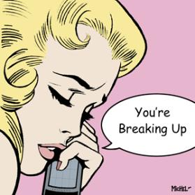 breaking-up