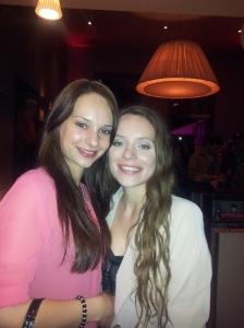 My best friend Jana turned 25