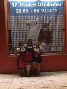 Oktoberfest with my girls